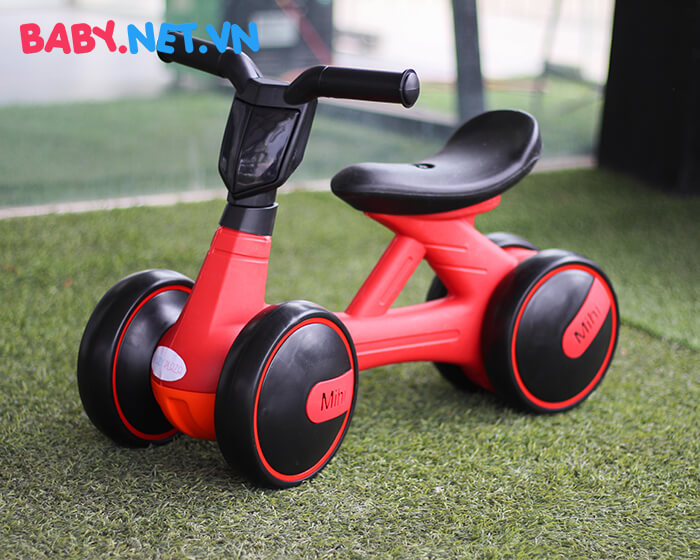 Xe đạp chòi chân 4 bánh cho trẻ LS618 7