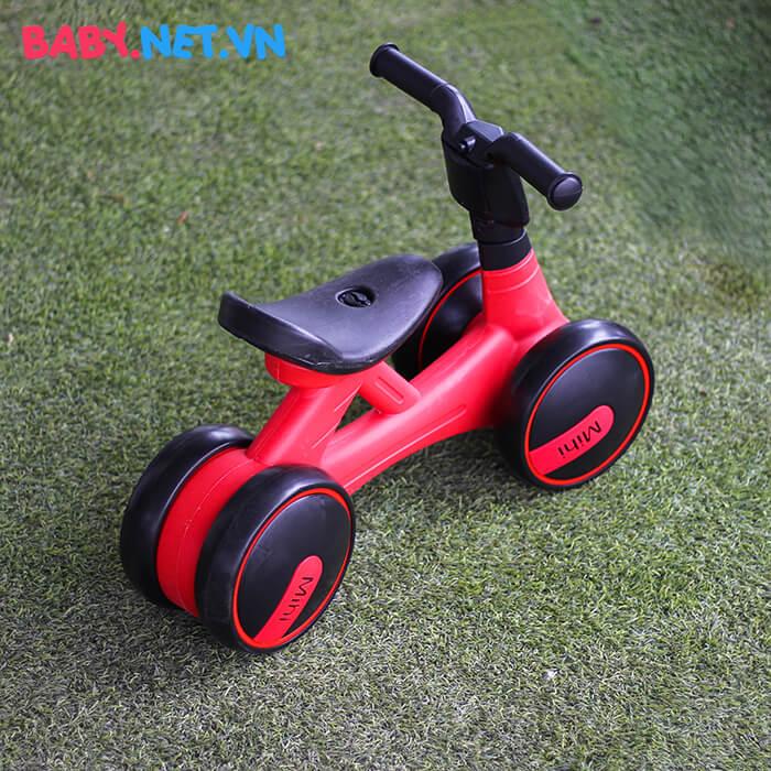 Xe đạp chòi chân 4 bánh cho trẻ LS618 8