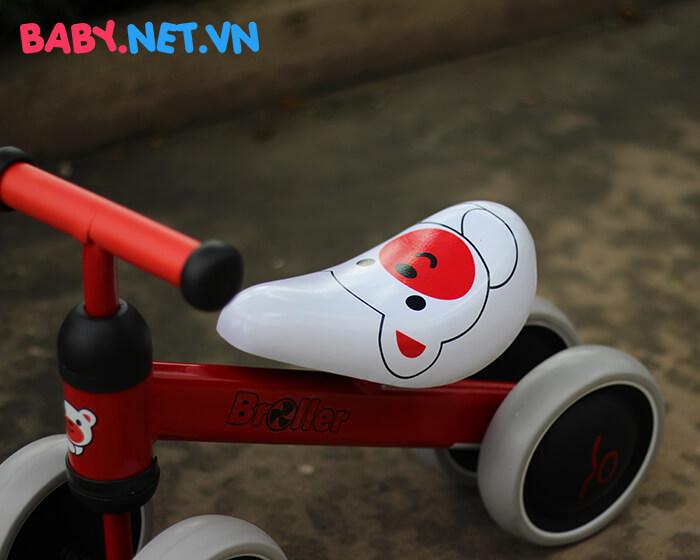 Xe đạp chòi chân trẻ em Broller 8095A 13