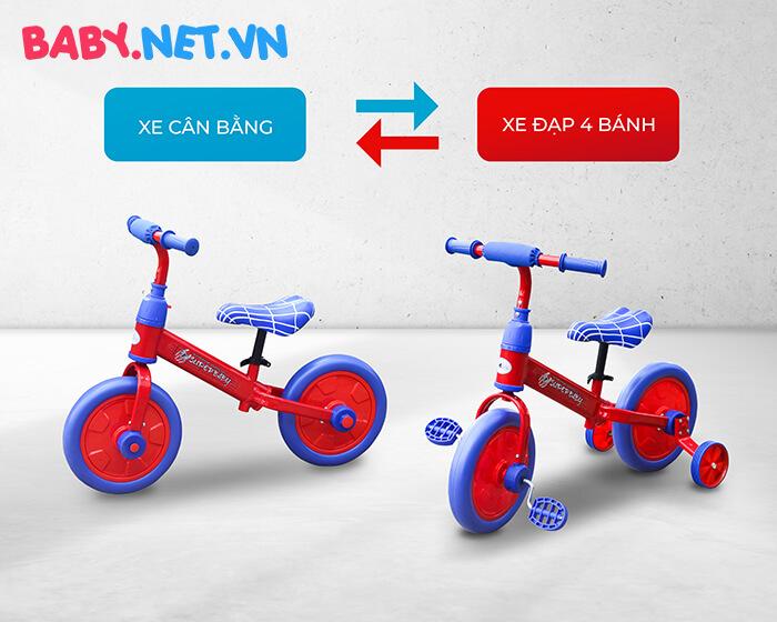 Xe đạp đa năng cho trẻ Broller JL-101 1