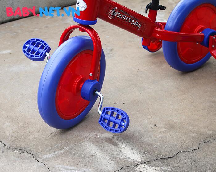 Xe đạp đa năng cho trẻ Broller JL-101 10