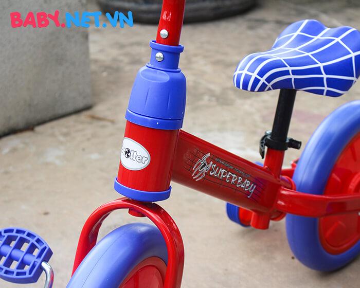 Xe đạp đa năng cho trẻ Broller JL-101 12