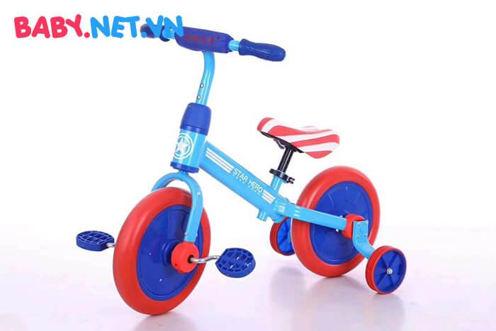 Xe đạp đa năng cho trẻ Broller JL-101 2