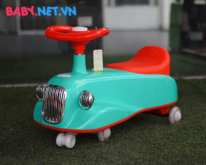 Xe lắc ô tô cho bé 818 4
