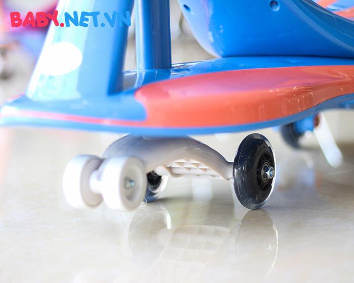 Xe lắc cho bé cao cấp SZ-003 7