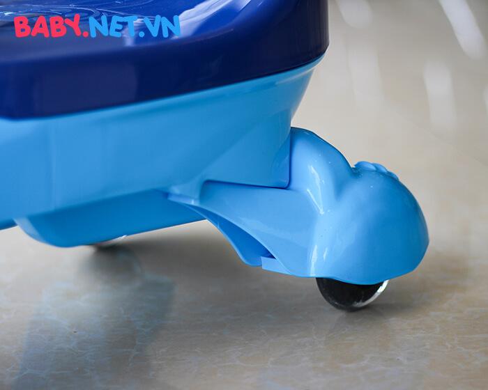 Xe lắc có đèn có nhạc cho bé SZ-002 10