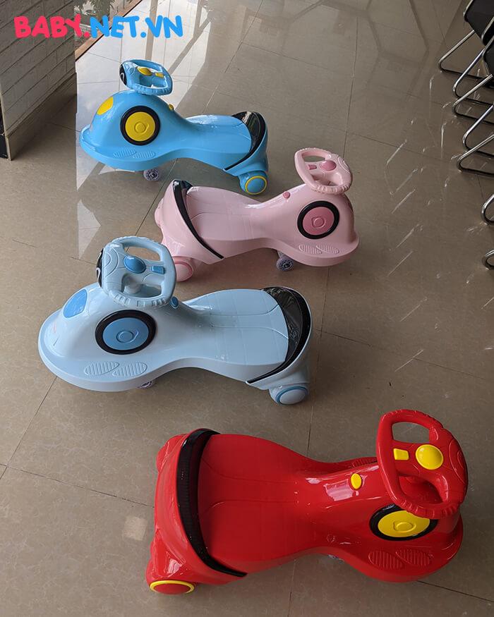 Xe lắc đồ chơi cho bé SZ-007 2