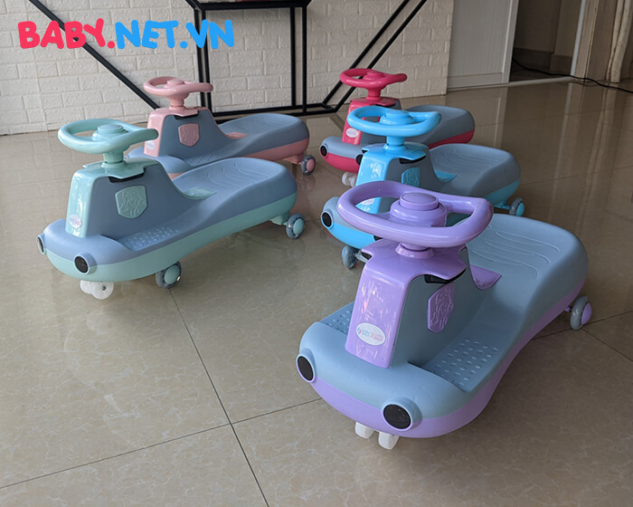 Xe lắc tay trẻ em SZ-001 1