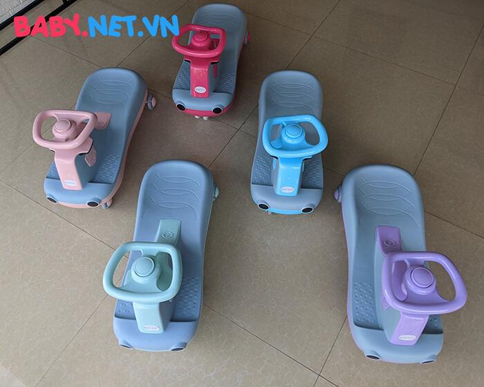 Xe lắc tay trẻ em SZ-001 2