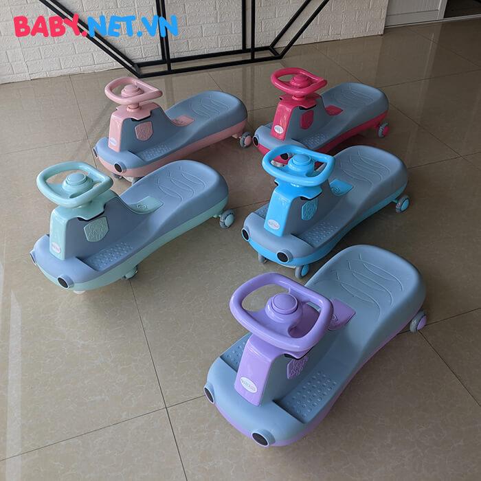 Xe lắc tay trẻ em SZ-001 3