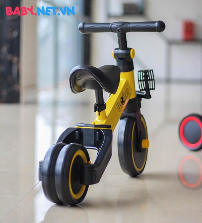 Xe đạp đa năng 3 trong 1 Broller AS-006 10