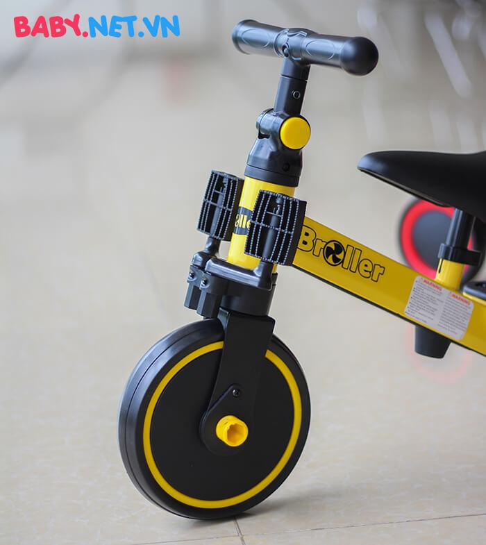 Xe đạp đa năng 3 trong 1 Broller AS-006 12