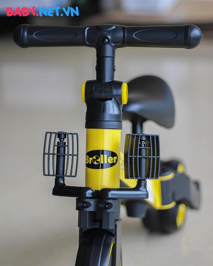 Xe đạp đa năng 3 trong 1 Broller AS-006 13