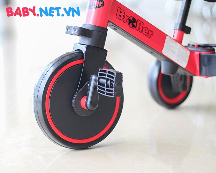 Xe đạp đa năng 3 trong 1 Broller AS-006 15
