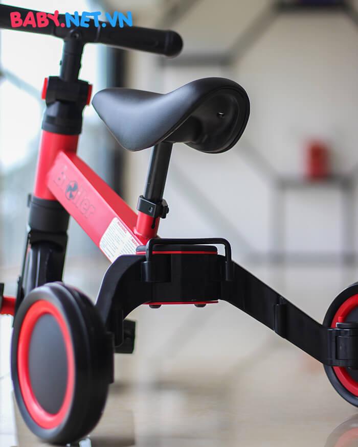 Xe đạp đa năng 3 trong 1 Broller AS-006 18