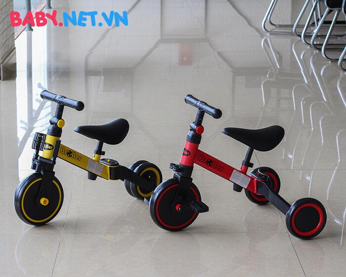 Xe đạp đa năng 3 trong 1 Broller AS-006 2