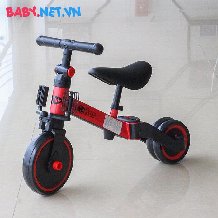 Xe đạp đa năng 3 trong 1 Broller AS-006 4