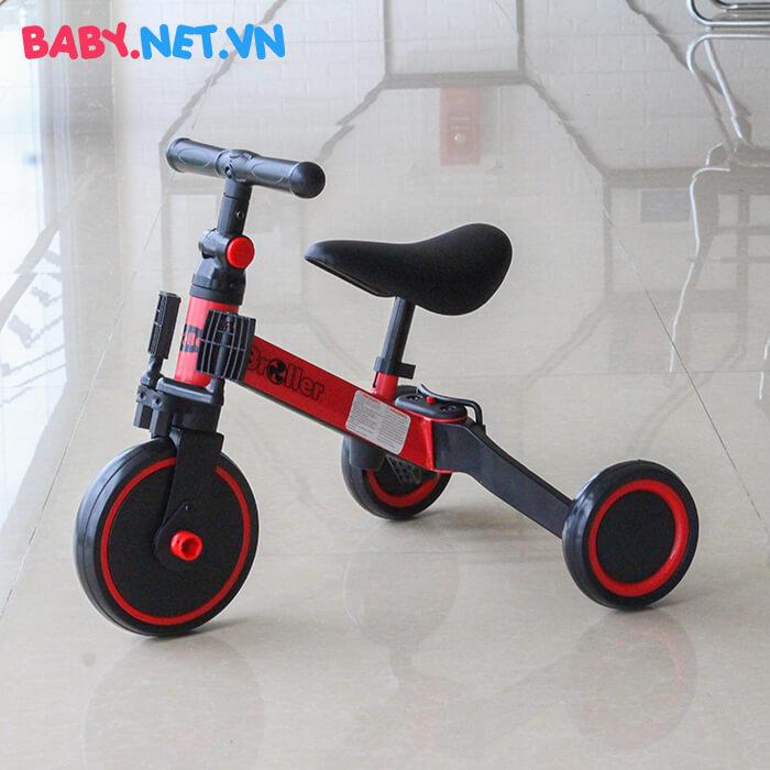 Xe đạp đa năng 3 trong 1 Broller AS-006 5
