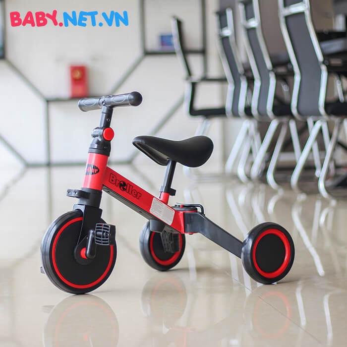 Xe đạp đa năng 3 trong 1 Broller AS-006 6
