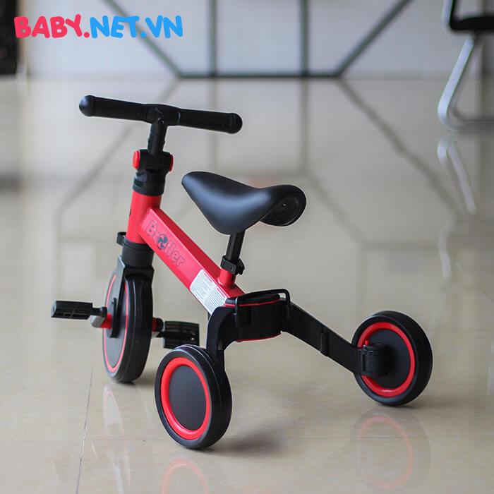 Xe đạp đa năng 3 trong 1 Broller AS-006 7