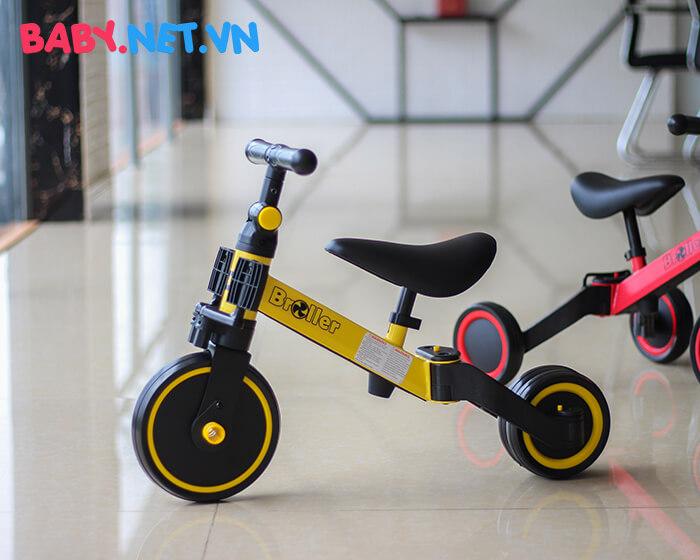 Xe đạp đa năng 3 trong 1 Broller AS-006 8