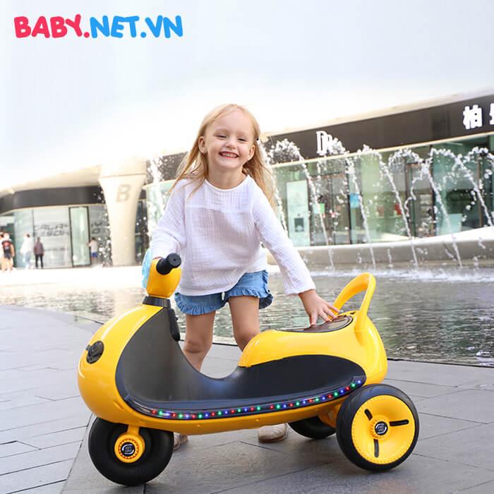Xe moto điện trẻ em LS-6688 11