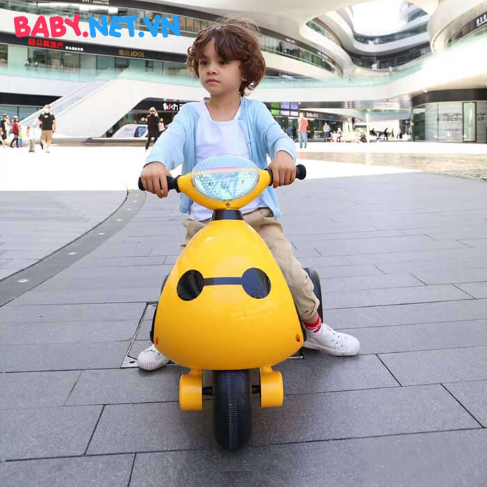 Xe moto điện trẻ em LS-6688 12