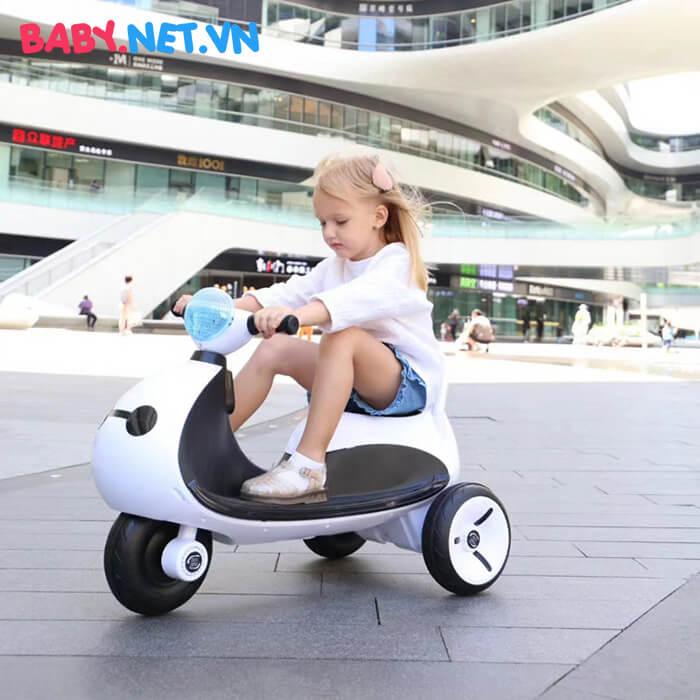 Xe moto điện trẻ em LS-6688 13