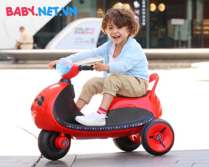 Xe moto điện trẻ em LS-6688 8