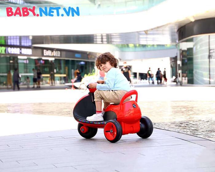 Xe moto điện trẻ em LS-6688 9