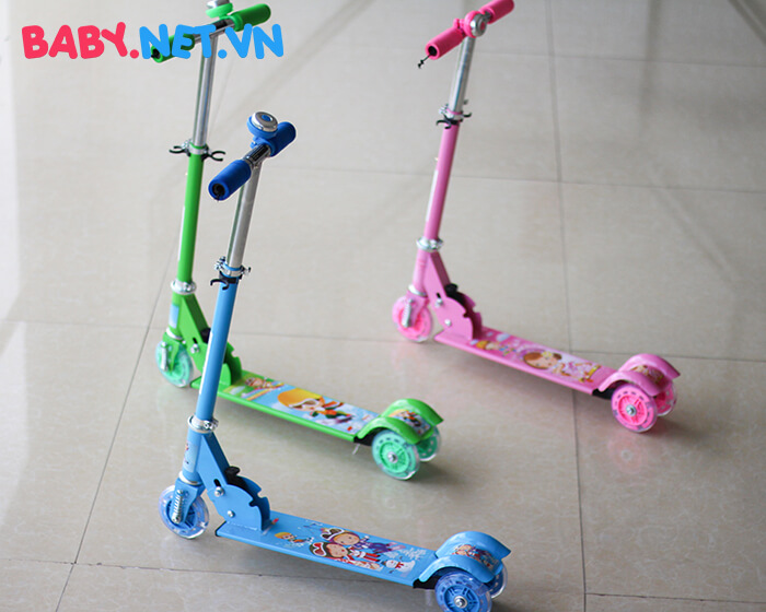 Scooter giá rẻ cho bé S318 5