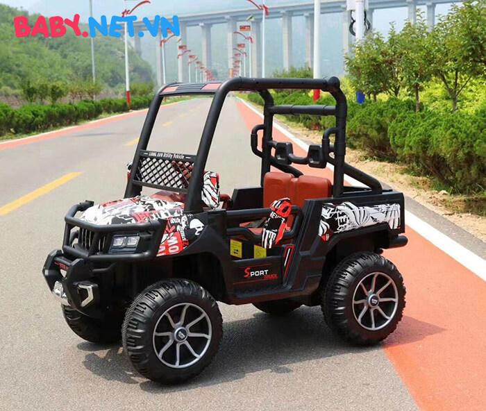 Xe điện Jeep khủng cho bé KP-6688 10