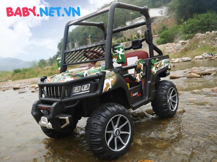 Xe điện Jeep khủng cho bé KP-6688 13
