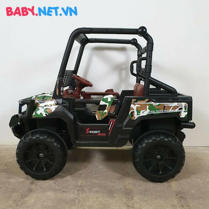 Xe điện Jeep khủng cho bé KP-6688 14