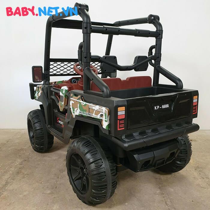 Xe điện Jeep khủng cho bé KP-6688 15