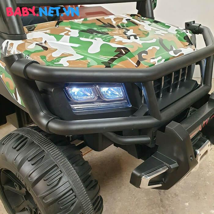 Xe điện Jeep khủng cho bé KP-6688 16