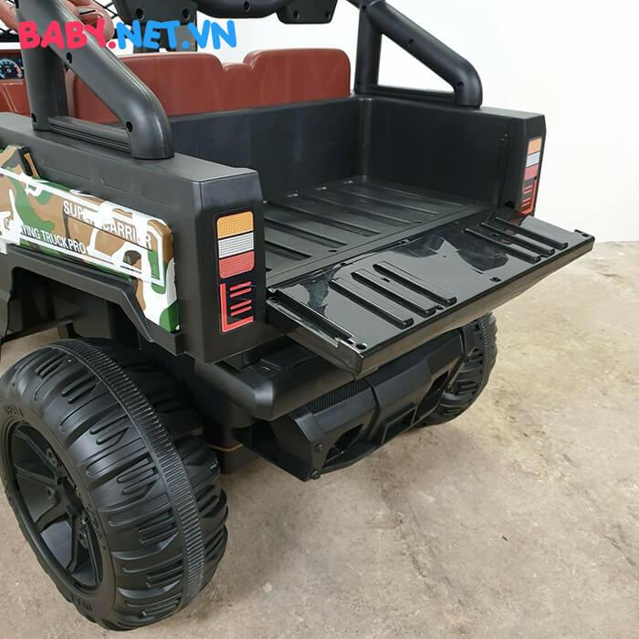 Xe điện Jeep khủng cho bé KP-6688 17