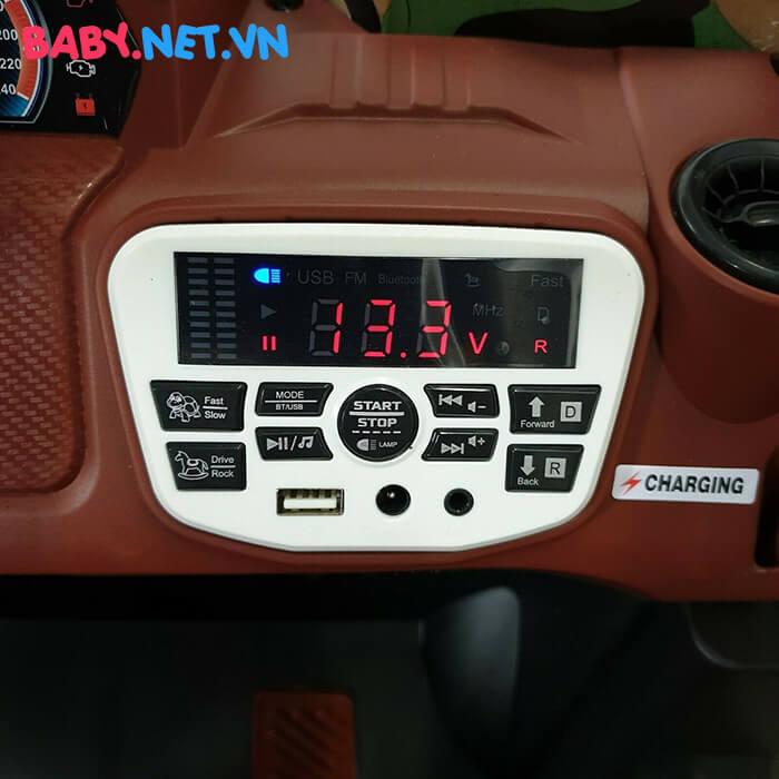 Xe điện Jeep khủng cho bé KP-6688 19
