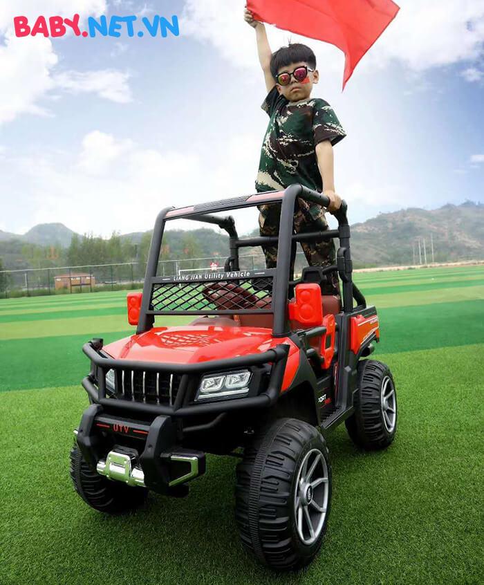 Xe điện Jeep khủng cho bé KP-6688 2