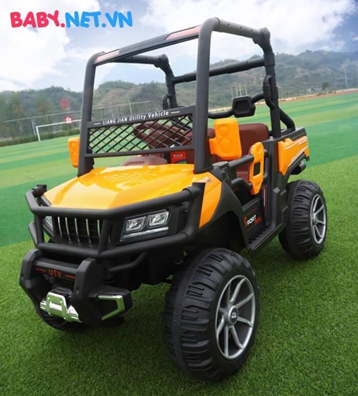 Xe điện Jeep khủng cho bé KP-6688 4