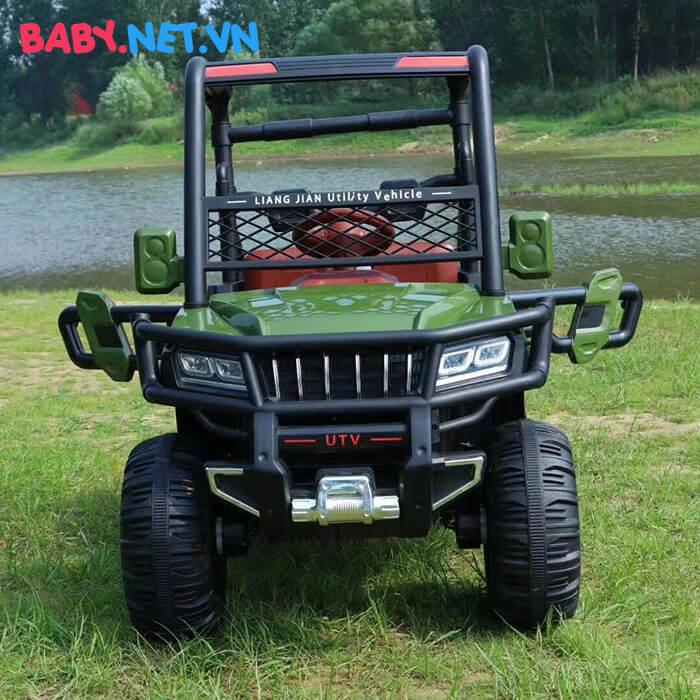 Xe điện Jeep khủng cho bé KP-6688 5