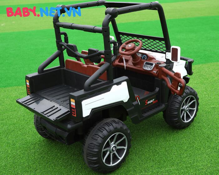 Xe điện Jeep khủng cho bé KP-6688 7