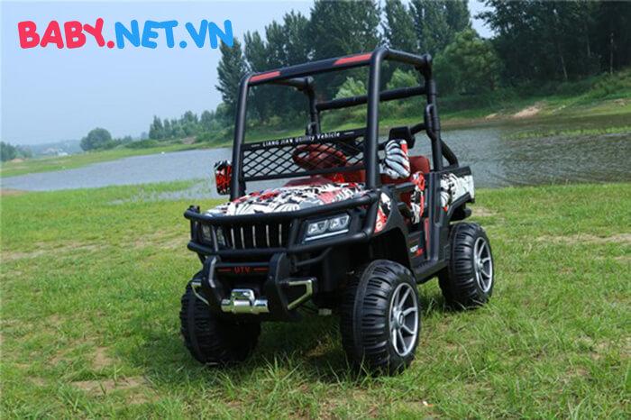 Xe điện Jeep khủng cho bé KP-6688 8