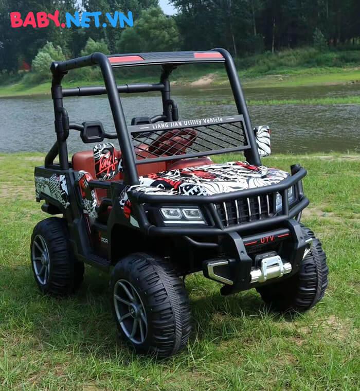 Xe điện Jeep khủng cho bé KP-6688 9