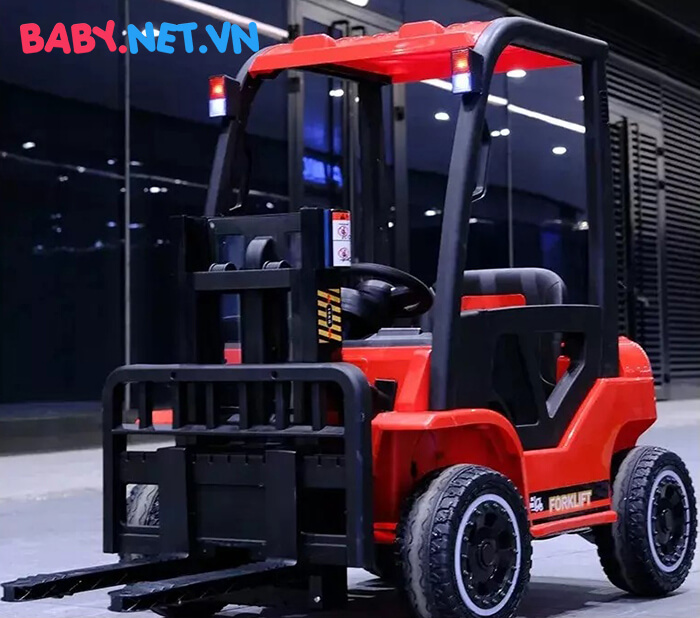 Xe nâng hàng chạy điện cho bé DLS08 7