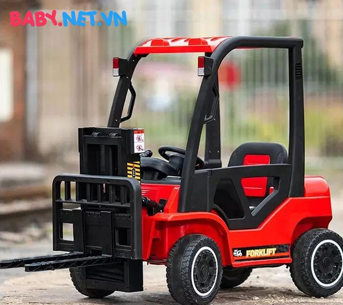 Xe nâng hàng chạy điện cho bé DLS08 8