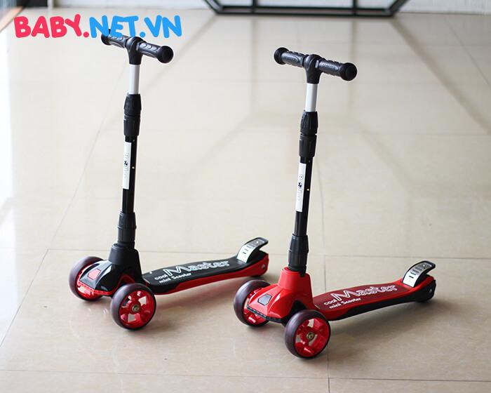 Xe scooter 3 bánh cho bé X7 1