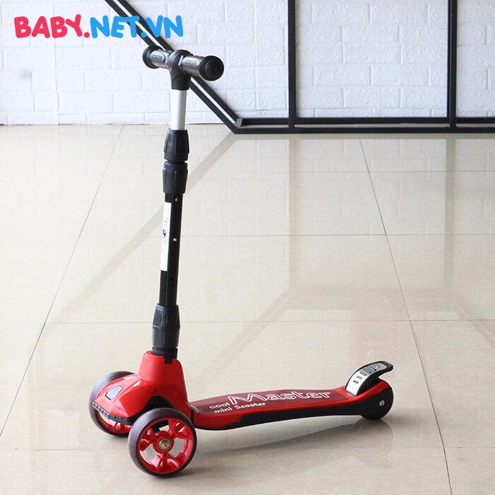 Xe scooter 3 bánh cho bé X7 2