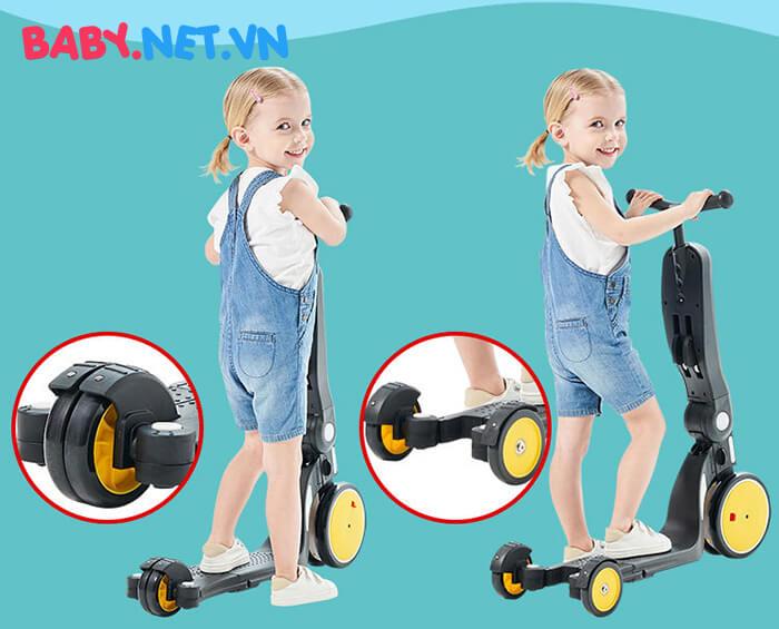 Xe trượt đa năng cho bé HD200 5