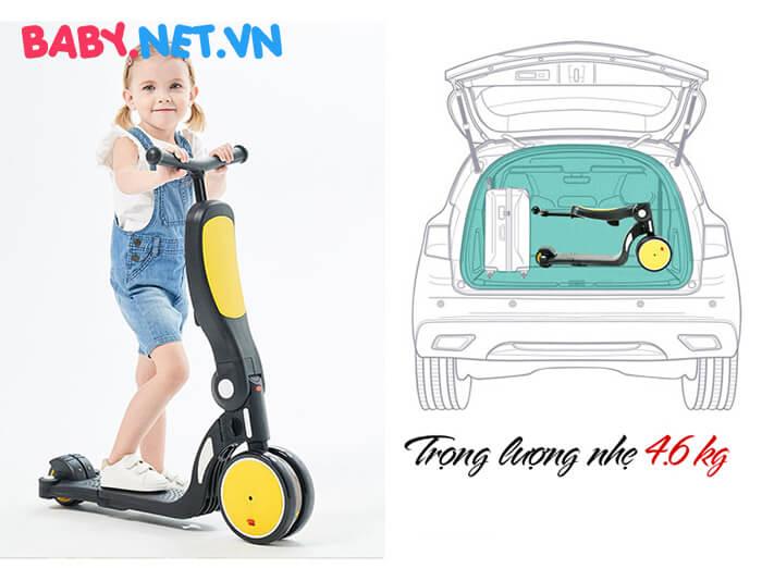 Xe trượt đa năng cho bé HD200 6